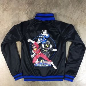 Vintage 90's Mighty Morphin Power Rangers in Space